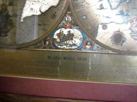 Blaeu Wall Map Youtube