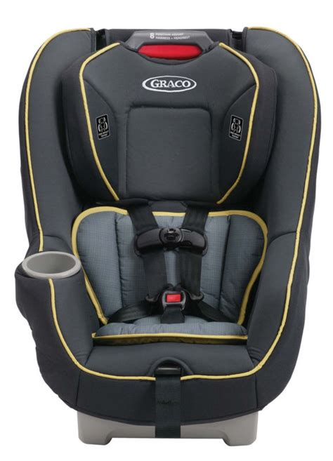 New Graco Contender 65 Convertible Car Seat  Brass Model
