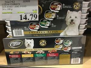 West costco sales items january 11 17 costco west fan blog for Cesar dog food costco