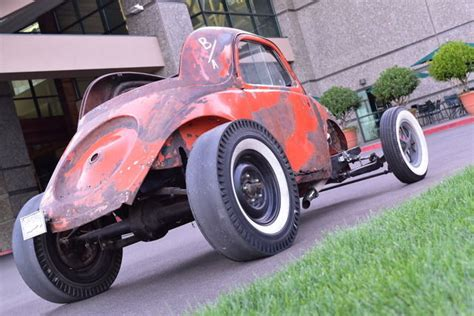 Fiat Topolino Altered by 1937 37 Fiat Topolino Dragster Gasser Altered Fuel All