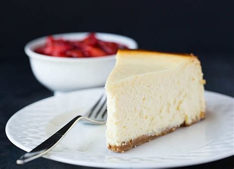 is ny style cheesecake refrigerated new york style cheesecake recipe