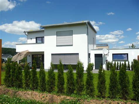 Neubau Einfamilienhaus Mit Doppelgarage  4 Architekt