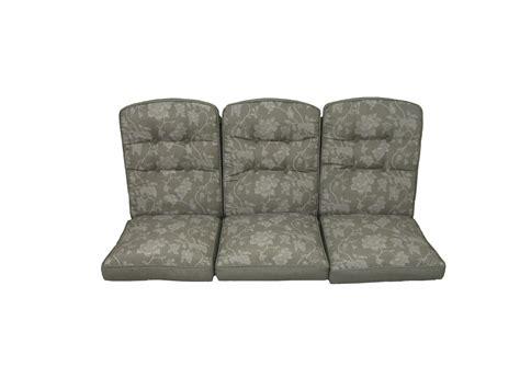 smith patio furniture cushions smith cora replacement green sofa cushion outdoor