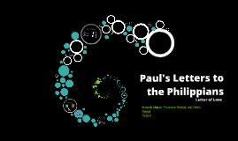 paul039s letter to the philippians timmel on prezi