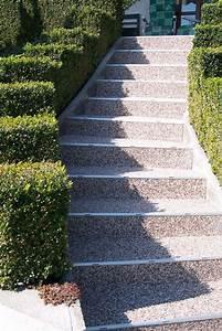 Buntsteinputz Außen überstreichen : treppensanierung leicht gemacht mit einer steinteppich treppe ~ Michelbontemps.com Haus und Dekorationen