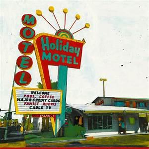 Mowotel Rechnung : ayline olukman holiday motel miami highway poster ~ Themetempest.com Abrechnung