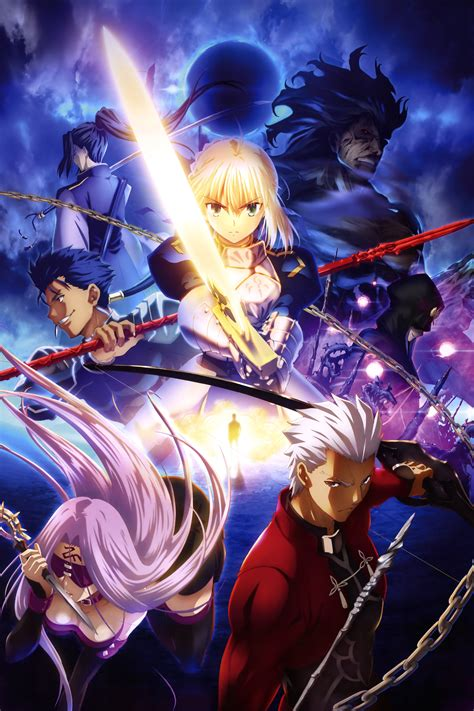 wallpaper anime fate stay night saber fate series