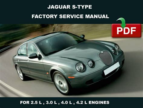 jaguar  type   factory oem service repair