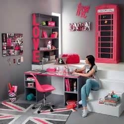 Le Londres Maison Du Monde by Chambre Ado Fille 10 Id 233 Es D 233 Co Charmantes Deco Cool
