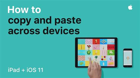 how to copy and paste on iphone 5 ipad how to copy and paste across devices with ios 11 How T