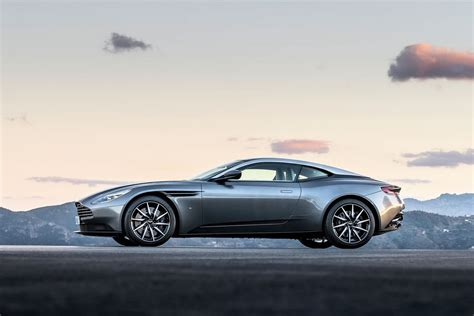 aston martin db11 breaks cover ahead of geneva debut