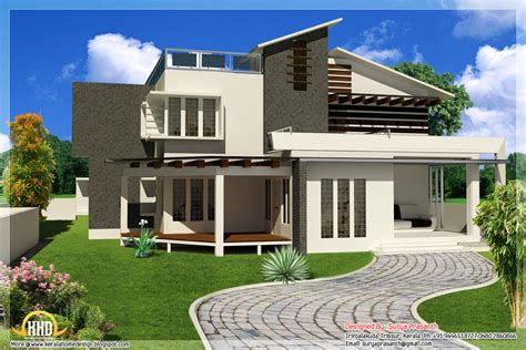 house designer contemporary mix modern home designs kerala home