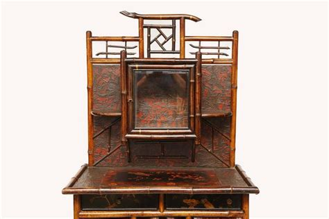 Fine English 19th English Bamboo Etagere For Sale At 1stdibs