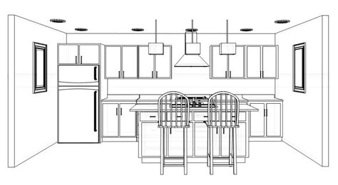 one wall kitchen layout ideas one wall kitchen with island design yahoo image search