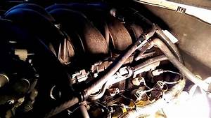 Unusual Vacuum Leak 2008 Ford Explorer 4 6l V8