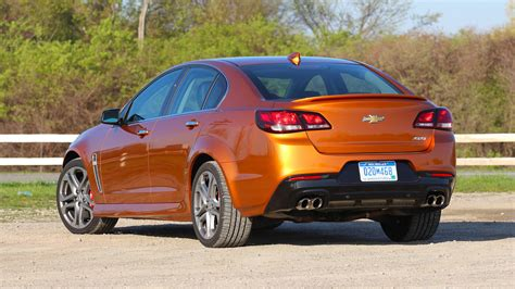 2017 Chevy Ss Price by 2017 Chevy Ss Review Goodnight Sweet Prince