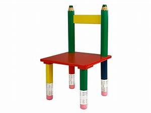 Stuhl Für Kinderzimmer : stuhl f r kids im buntstift design kaufhaus stolz ~ Sanjose-hotels-ca.com Haus und Dekorationen