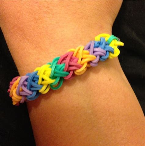 rubber band designs 17 best images about pulseras x ligas on
