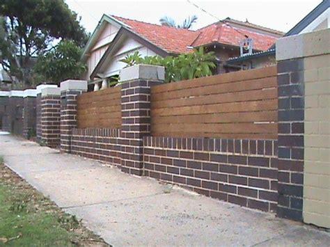 brick fence ideas 17 best images about garden fencing inspirated on pinterest modern front yard ux ui designer