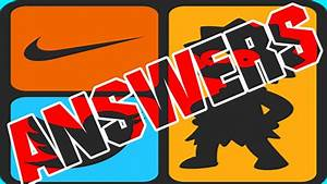 Amazing Logo Quiz - Food - All Answers - Walkthrough