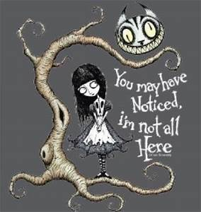 Dark Alice In Wonderland Quotes. QuotesGram