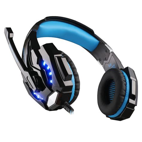 gaming headset ps4 test usb 3 5mm led gaming headset computer pc headphones for ps4 xbox one with mic ebay