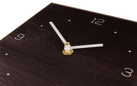 wanduhr aus glas wanduhr aus glas 20x60cm uhr als glasbild pasta k 252 che