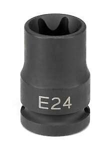 Grey Pneumatic 2124et Impact Socket | eBay