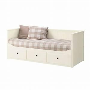 Ikea Lit D Appoint : hemnes lit d 39 appoint 3 tiroirs 2 matelas blanc minnesund ferme ikea ~ Teatrodelosmanantiales.com Idées de Décoration