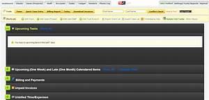 Screen Shots – Web Based Time Billing Software | CaseFox