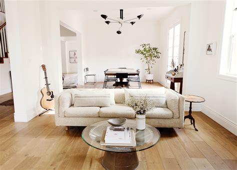 warm minimalism   los angeles family home designsponge