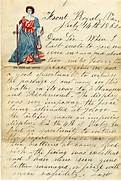 Is That A Family Heirloom Civil War Letters History Detectives PBS Civil War Letters The Civil War In West Virginia