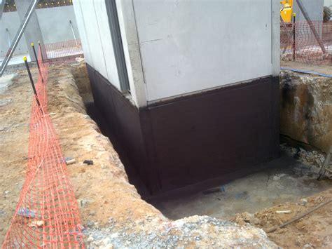 Waterproof Coatings Below Ground Tanking Basements