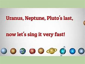 Crafts acronym for planets