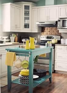 Ilot Centrale Pas Cher : meuble central cuisine pas cher decoration ilot cuisine ~ Dailycaller-alerts.com Idées de Décoration