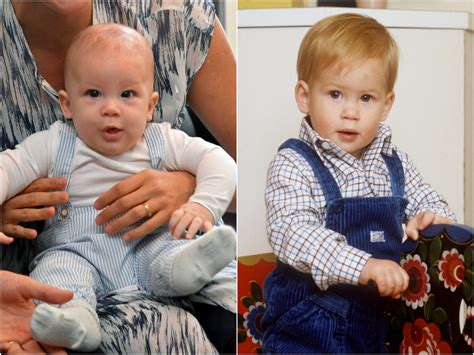 He worked on a cattle station in australia and at an orphanage in. Baby Archie's first pictures show striking resemblance to ...