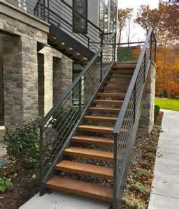 Escalier Occasion Exterieur by L Escalier Ext 233 Rieur En 57 Photos Qui Vous Feront R 234 Ver