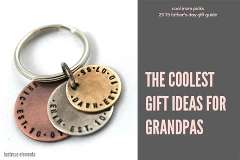 The Coolest Gifts For Grandpas For Father's Day