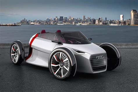 The 7 Strangest Audi Concept Cars Ever Built