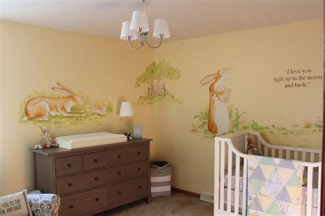 grey and yellow room decor guess how much i you nursery project nursery