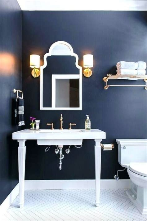 navy blue bathroom ideas bathroom trends navy