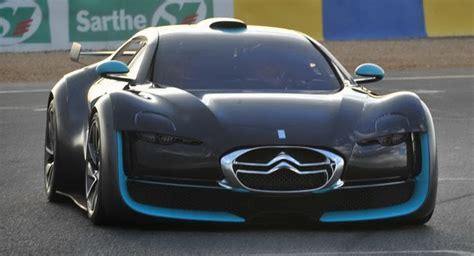 Citroën Survolt Concept At The Le Mans Classic