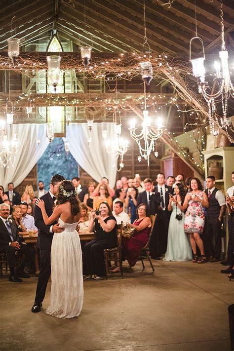ventura barn wedding  graf barn southern california