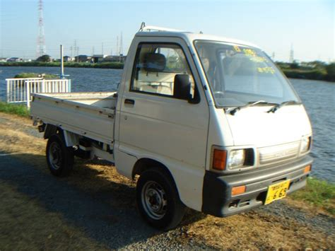 Hijet Mini Truck by Daihatsu Hijet Truck Claimar Dump 1994 Used For Sale