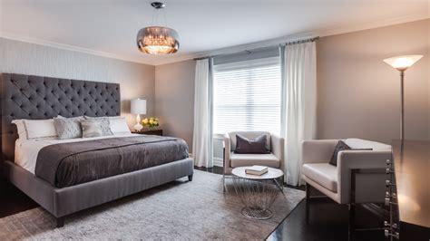 bedroom with grey upholstered headboard grey upholstered headboard bedroom transitional with