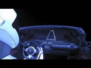 Voiture Tesla Dans L Espace : quand musk envoie sa tesla dans l 39 espace revivez le d collage de falcon heavy youtube ~ Medecine-chirurgie-esthetiques.com Avis de Voitures