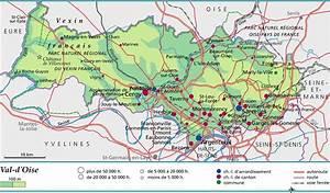 Garage Val D Oise : carte val d oise carte du monde ~ Gottalentnigeria.com Avis de Voitures