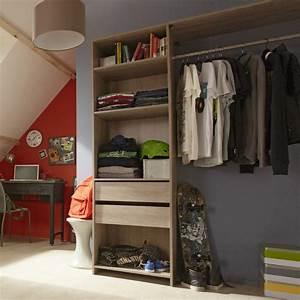 Le Roy Merlin Dressing : kit dressing modul 39 kit x x cm leroy merlin ~ Mglfilm.com Idées de Décoration