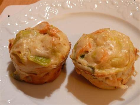 cuisiner le surimi muffins légers poireau surimi cuisine