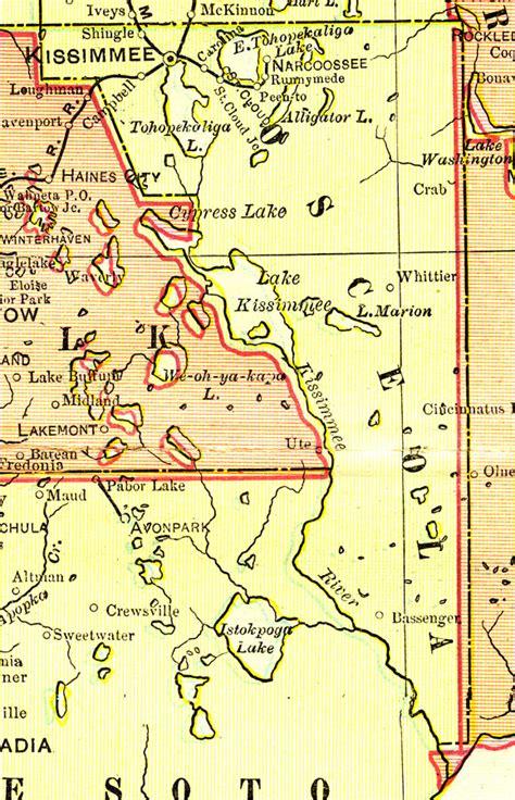 Osceola County, 1899